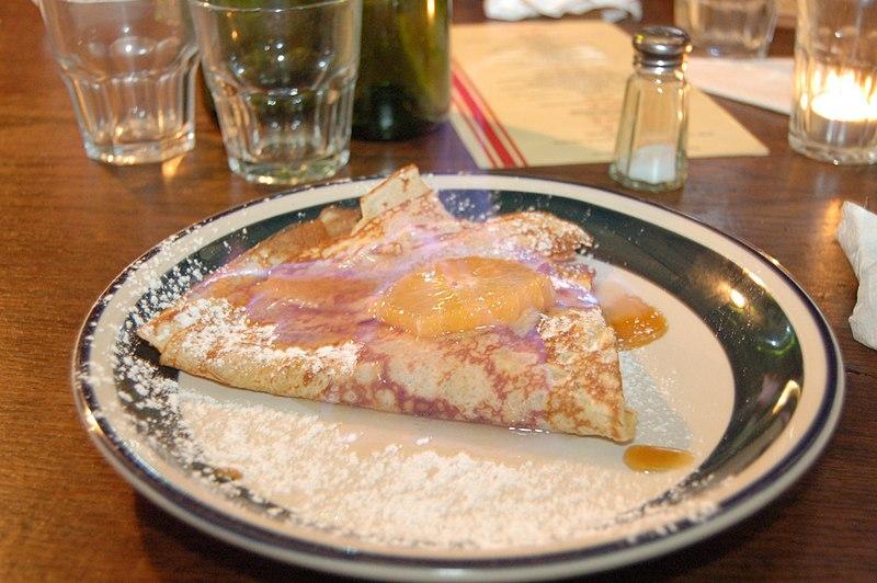 """Résultat de recherche d'images pour """"crêpe suzette"""""""