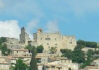 Crestet - Chateau 3.JPG