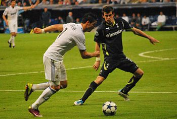 Cristiano Ronaldo and Real Madrid against Gare...