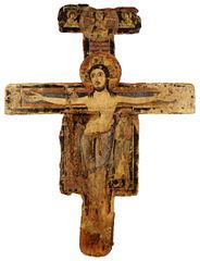 Crucifix de Sant'Antimo