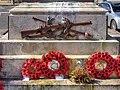 Crossed Rifles, Enniskillen War Memorial (geograph 5557988).jpg