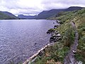 Crummock Water from the footpath at the base of Mellbreak - geograph.org.uk - 510947.jpg