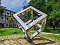 Crystal structure in University of Rajshahi (6).jpg