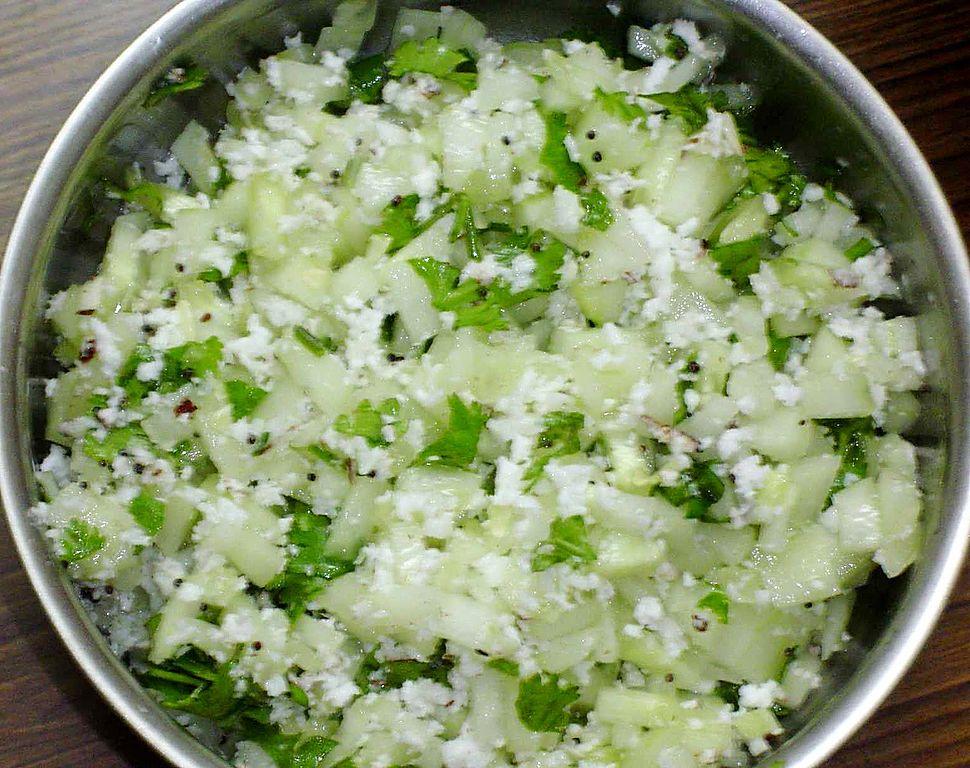 Cucumber kosambri