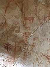 Cueva de las Palomas 1 Arte rupestre 2.jpg