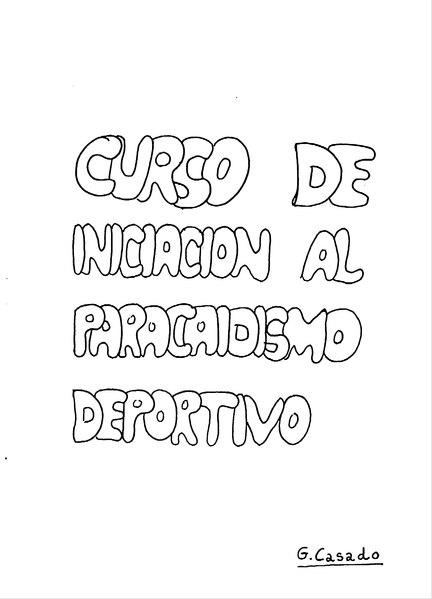 File:Curso de iniciación al paracaidismo deportivo.djvu