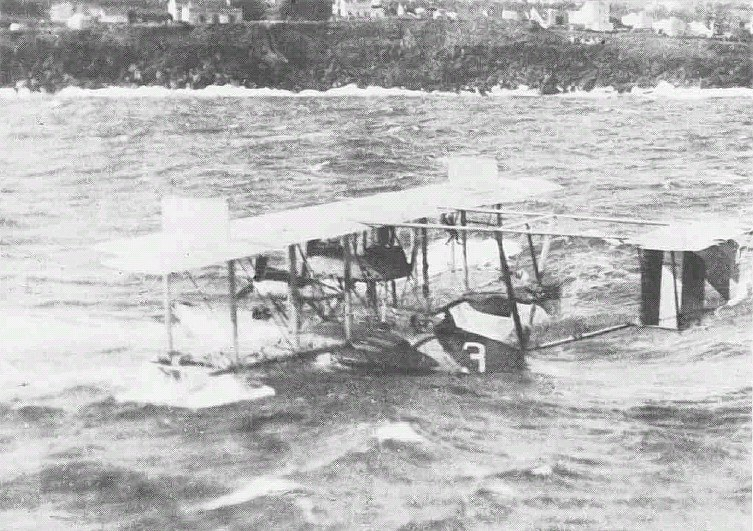 Curtiss NC-3 Azores 1919