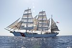 Cutter Eagle transits under full sail DVIDS1096121.jpg