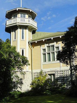 Fredrik Cygnaeus - Cygnaeus Gallery in Helsinki