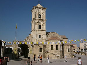 Church of Saint Lazarus, Larnaca - Saint Lazarus Church in Larnaca