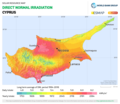 Cyprus DNI Solar-resource-map GlobalSolarAtlas World-Bank-Esmap-Solargis.png