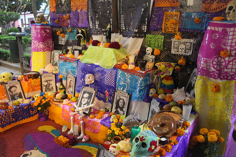 Dia de Mortos no México
