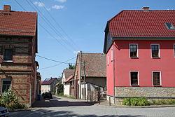 Döbritschen, Dorfstraße.JPG