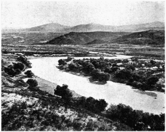 Elijah of Nisibis - The valley of the Little Zab in the 19th century.