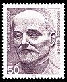 DBP - Nobelpreisträger, Ludwig Quidde - 50 Pfennig - 1975.jpg