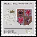 DBP 1993 1661 Wappen Mecklenburg-Vorpommern.jpg