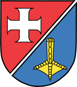 Weissach - Image: DEU Weissach COA