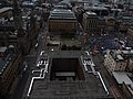DSCN3219 George Square from the roof of Glasgow College of Building and Printing.jpg