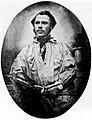 Daguerre, Louis Jacques Mandé - Ein Künstler, vielleicht Charles Arrowsmith (Zeno Fotografie).jpg