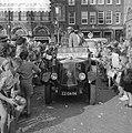 Dam tot Dam race , eerste dag, Het Parool te Amsterdam, Bestanddeelnr 910-6160.jpg