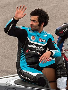 Danilo Petrucci - 2014 Motorcycle GP of the Americas.jpg