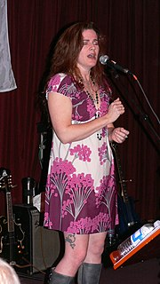 Darby Gould American vocalist (born 1965)