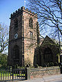 Daresbury church tower.jpg