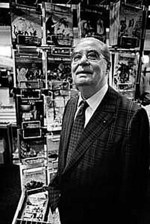 Dargaud - Georges Dargaud in 1988