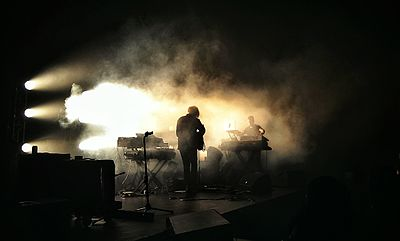 Picture of a band or musician: Darkside