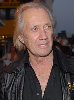 David Carradine American actor and martial artist