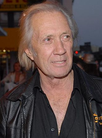 David Carradine - Carradine in April 2008