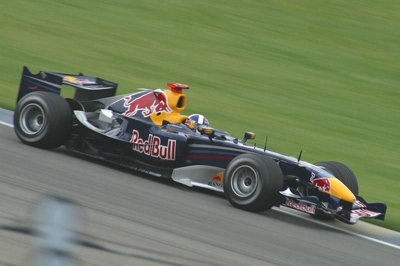 David Coulthard USA 2006