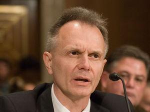 David Deming - Deming during testimony before the United States Senate, 2006.
