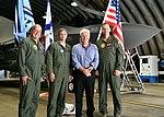 David Friedman visit to Nevatim Air Base, December 2017 DSC 2029P (38266704284).jpg