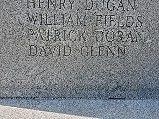 David Glenn (pioneer)