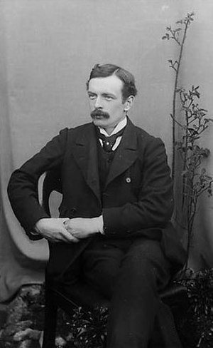 David Lloyd George -  Lloyd George in about 1890