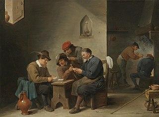 Card Players at an Inn