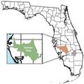 DeSoto Plain Florida location map.png