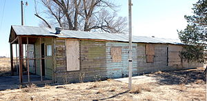 Dearfield, Colorado - Image: Dearfield co 3