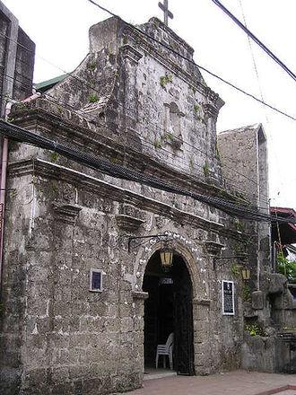 Marikina - Jesus dela Peña Chapel
