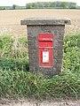 Dennington Road Postbox - geograph.org.uk - 2379889.jpg