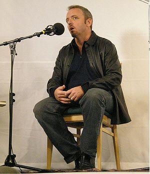 Dennis Lehane - Image: Dennis Lehane by David Shankbone