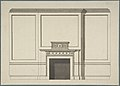Design for a Chimneypiece in the Garden Hall, Manresa House, Roehampton, Surrey MET DP801002.jpg