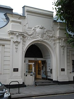 Maida Vale Studios BBC sound studios in London