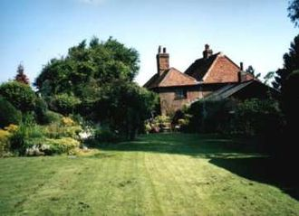 Dial House, Essex - Dial House in summer