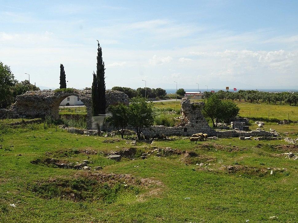 Didyma Roman baths