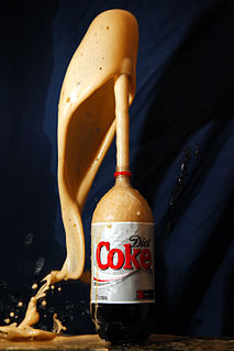 Diet Coke and Mentos eruption viral video