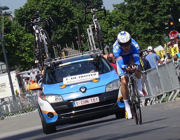 Diksmuide - Ronde van België, etappe 3, individuele tijdrit, 30 mei 2014 (B116).JPG