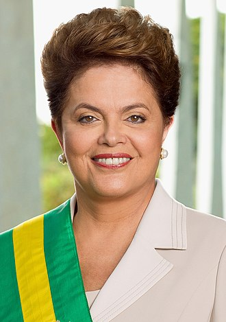 2014 Brazilian general election - Image: Dilma Rousseff 2011