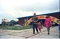 Dinosaurs Alive Exhibition - Science City - Calcutta 1995-June-July 419.JPG